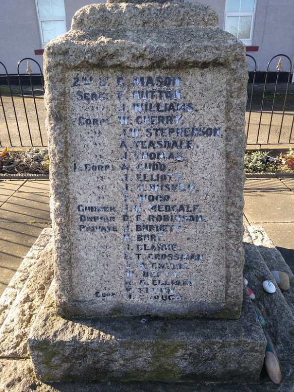 Carin How War Memorial