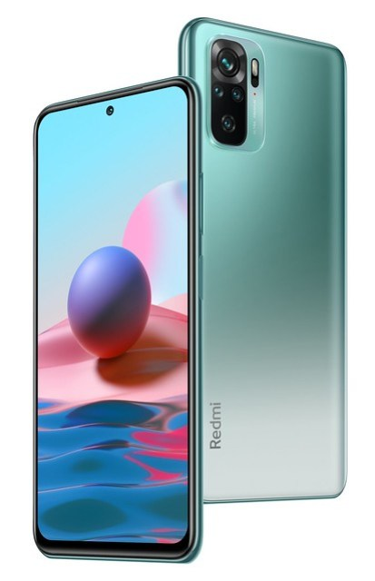 RedMi Note 10 Green