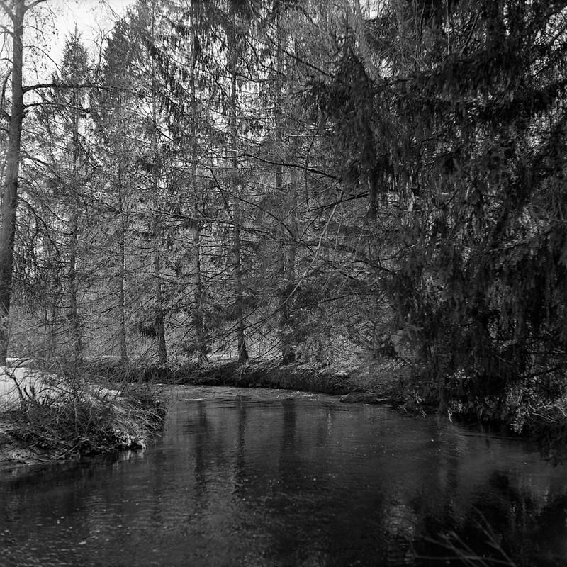 Geyser Creek 1, Winter Thaw