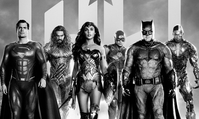 Promotional Photo for Justice League