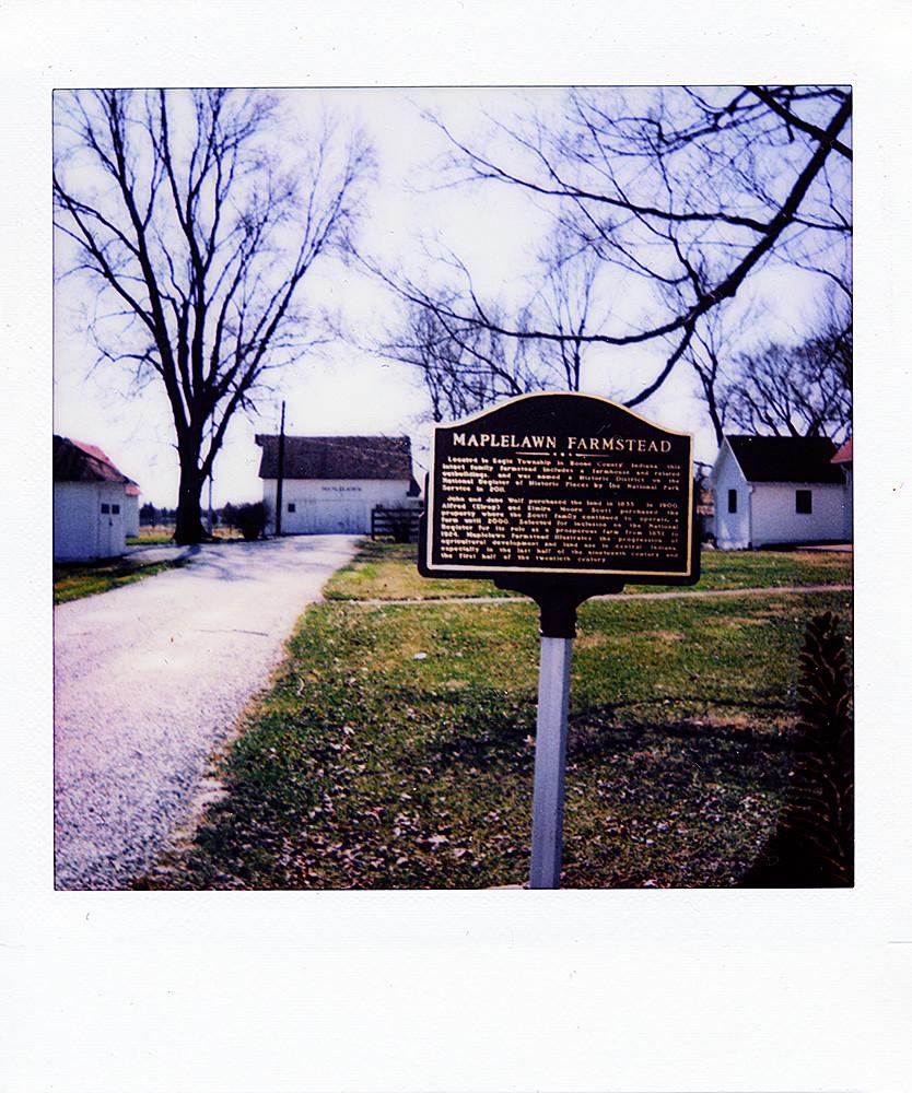Historic farmstead