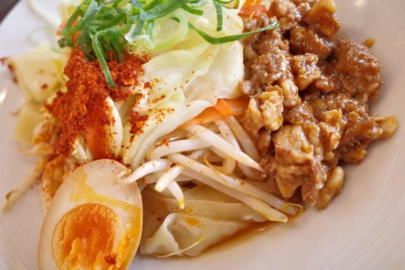 バーミヤン で ビャンビャン麺