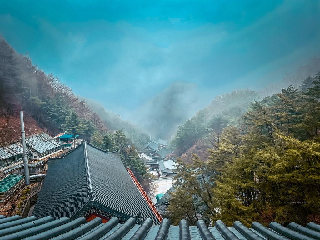 Guinsa Temple | Things to do in Danyang Korea