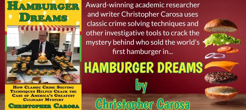 Blog Tour: Hamburger Dreams by Christopher Carosa