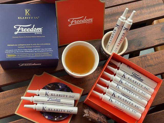 Freedom™ by Klarity SG