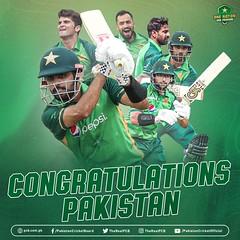 Winning ODI team (7)