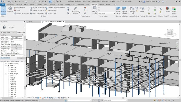 Working with Autodesk Revit 2022 full