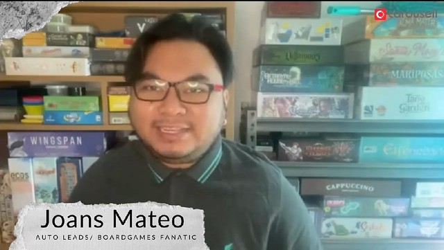 Joans Mateo, Carousell Philippines auto leads