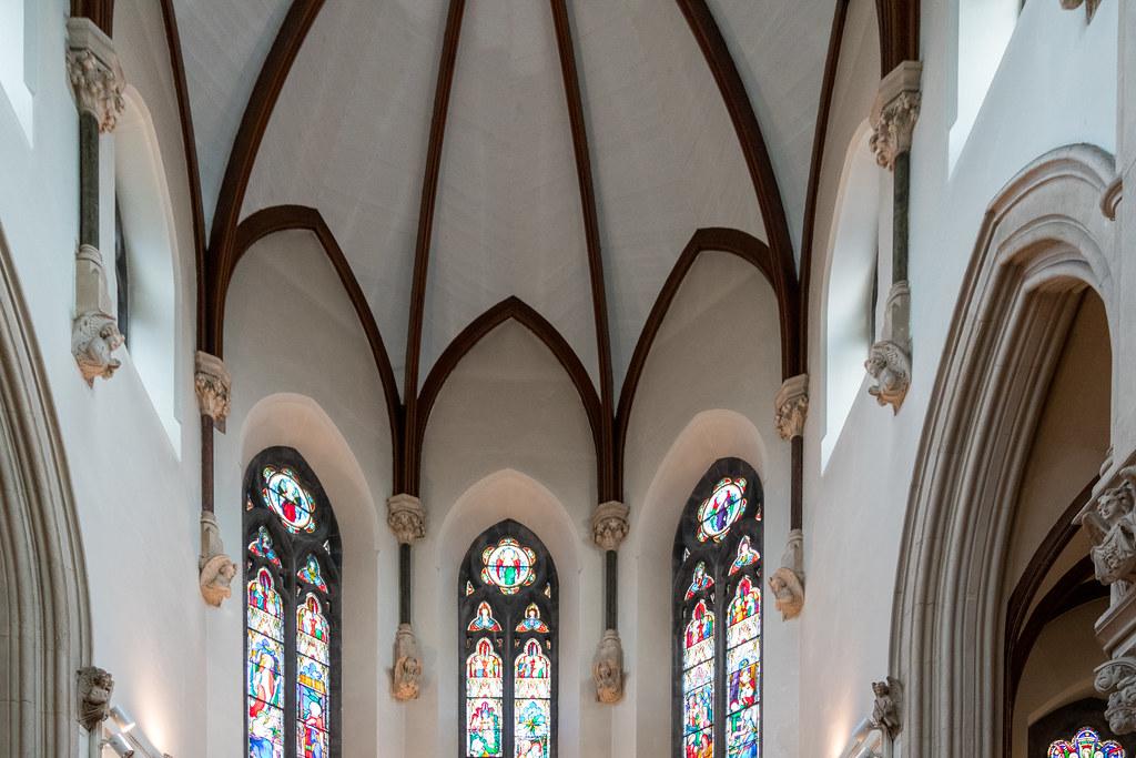 SAINT JOSEPH'S CARMELITE CHURCH [BERKELEY STREET DUBLIN]-189515