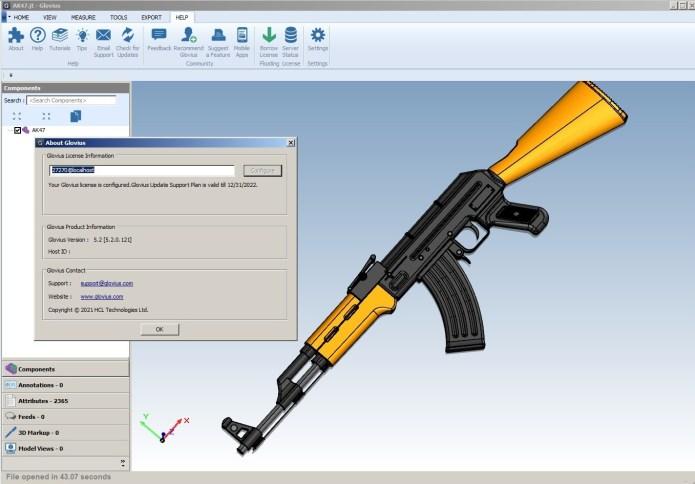 Working with Geometric Glovius Pro 5.2.0.121 full