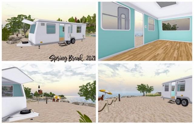Spring Break, 2021
