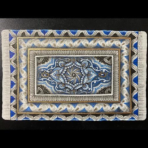 Tangled Magic Carpet