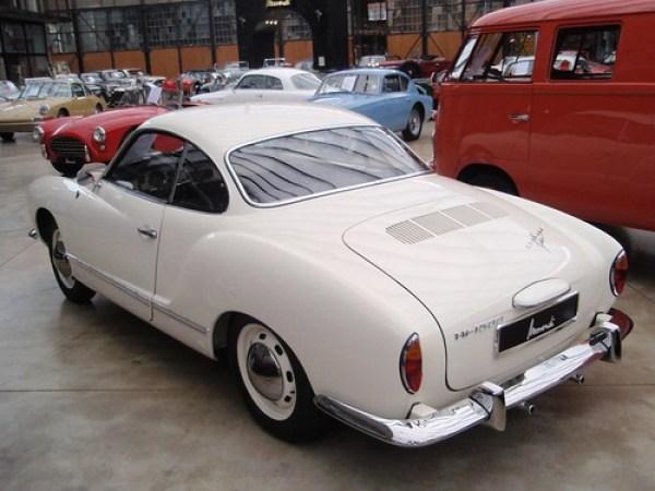 Volkswagen Karmann Ghia 1500, Type 14, Mod. 1965
