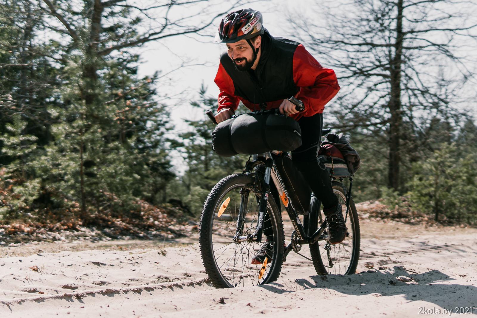 Велопоход в Налибокскую пущу