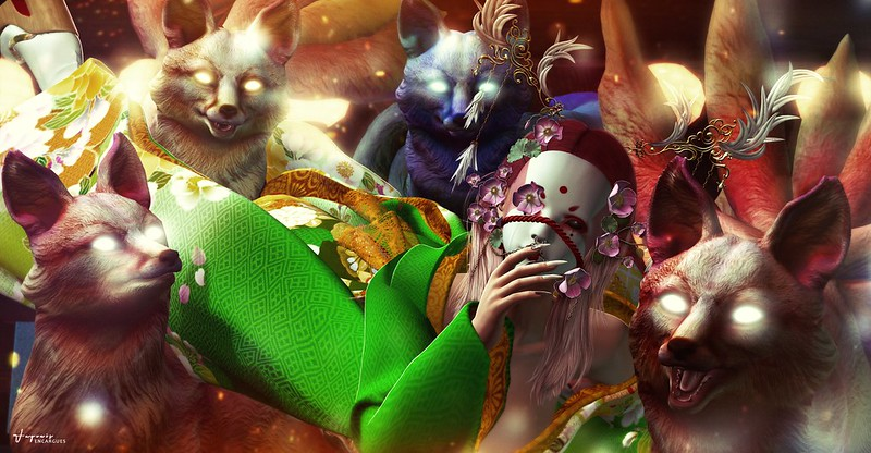 Neo-Japan SL Event Photo Contest 7 - [Jaqcuis Resident]