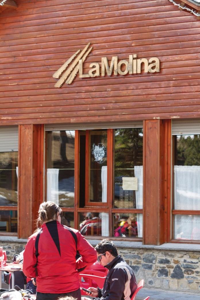 Molina 6加泰罗尼亚旅游局 作者Marc Gasch