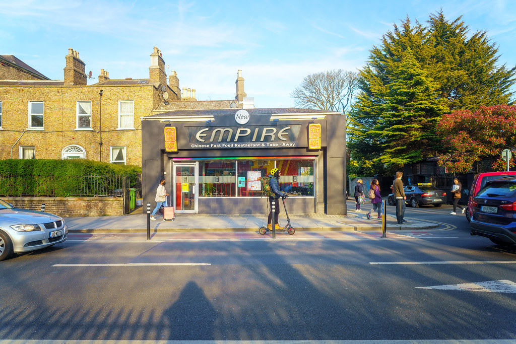 THE NEW EMPIRE IN RATHMINES [CHINESE RESTAURANT]-190239