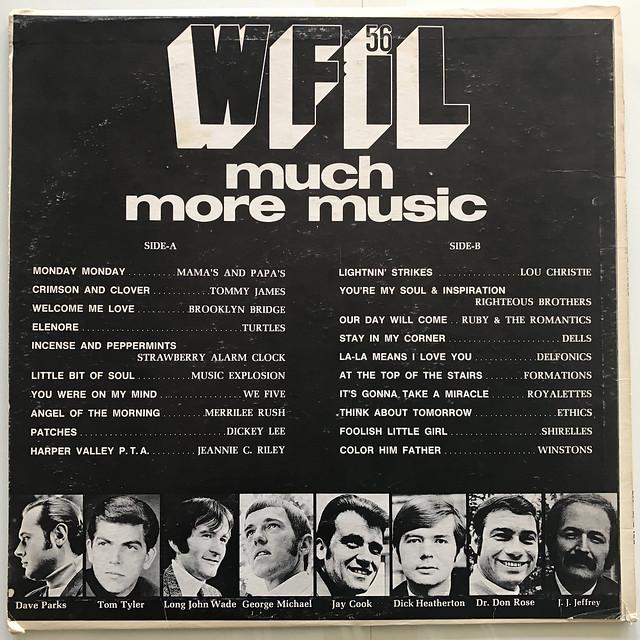 WFIL Album Back