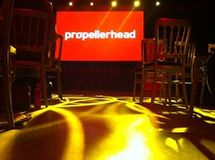 Propellerhead event at Ministry of Sound