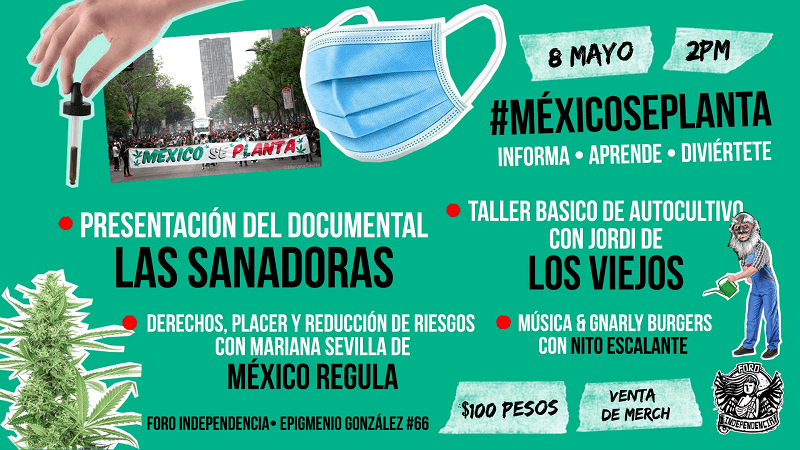 2021.05.08 México se planta