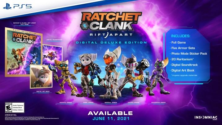 Ratchet & Clank: Rift Apart - DDE