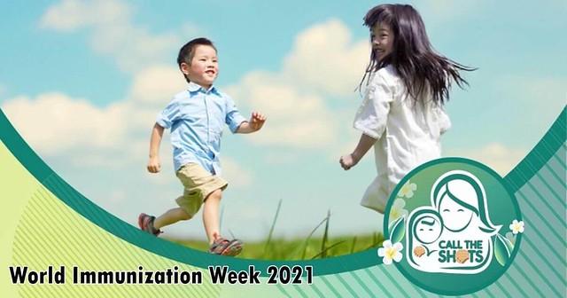 Call the Shots PH World Immunization Week