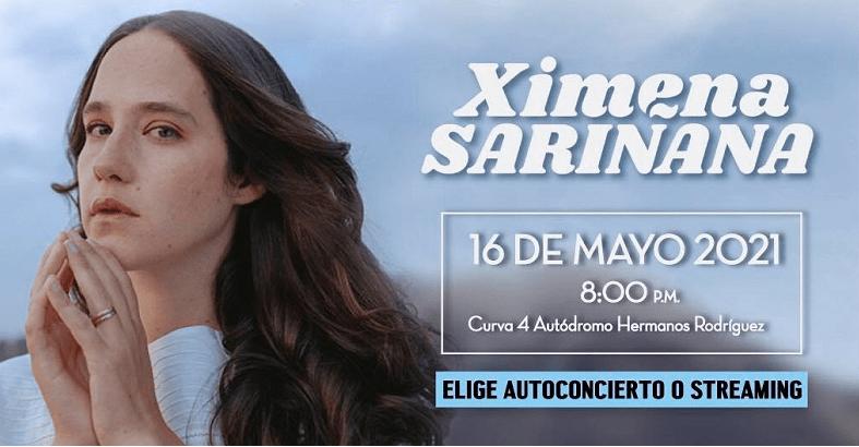 2021.05.16 Ximena Sariñana