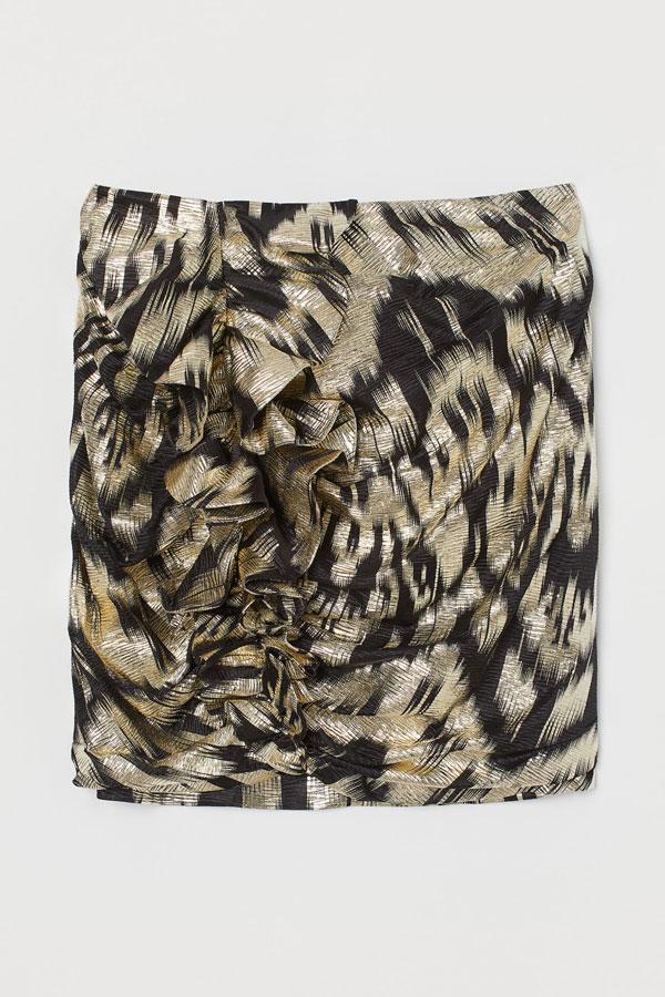 21_ruffled-skirt-black-gold-hm