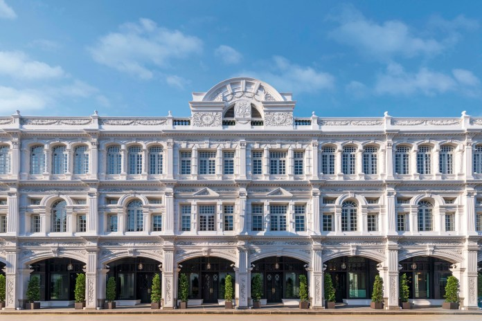 The Capitol Kempinski Hotel Singapore (SG Clean, Staycation Approved) 3