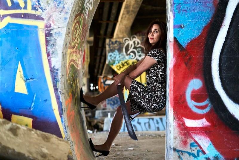 Courtenay Taylor, Photo Credit Pierce O'Toole