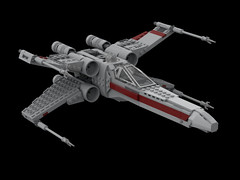 75301 X-Wing Mod 2.0: Attack Position