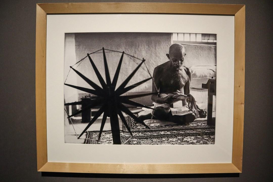 Gandhi, Margaret Bourke-White