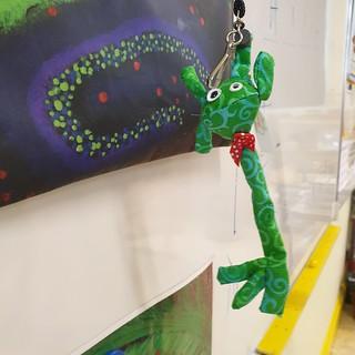 Activité pêche au bébé neurone dans l'hippocampe - Peinture Aurore Boréale (10)
