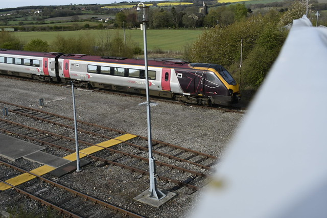 Cross Country Tyne Yard
