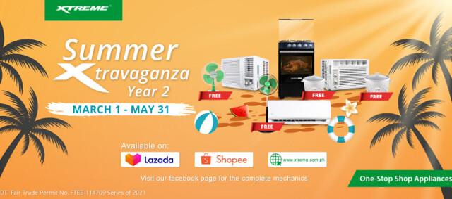 XTREME Appliances Summer Xtravaganza