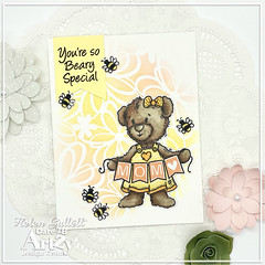 Beary Special Mom Card