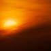 Sunset and sun ... 🌞