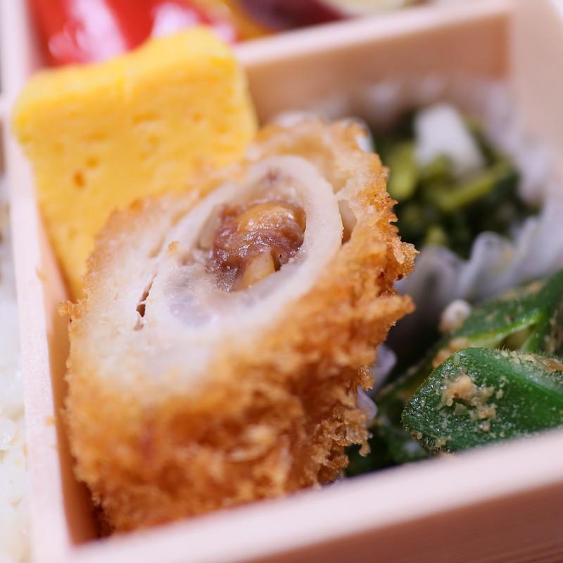 ちば元気弁当~野菜弁当~ 11 絞りF2.0