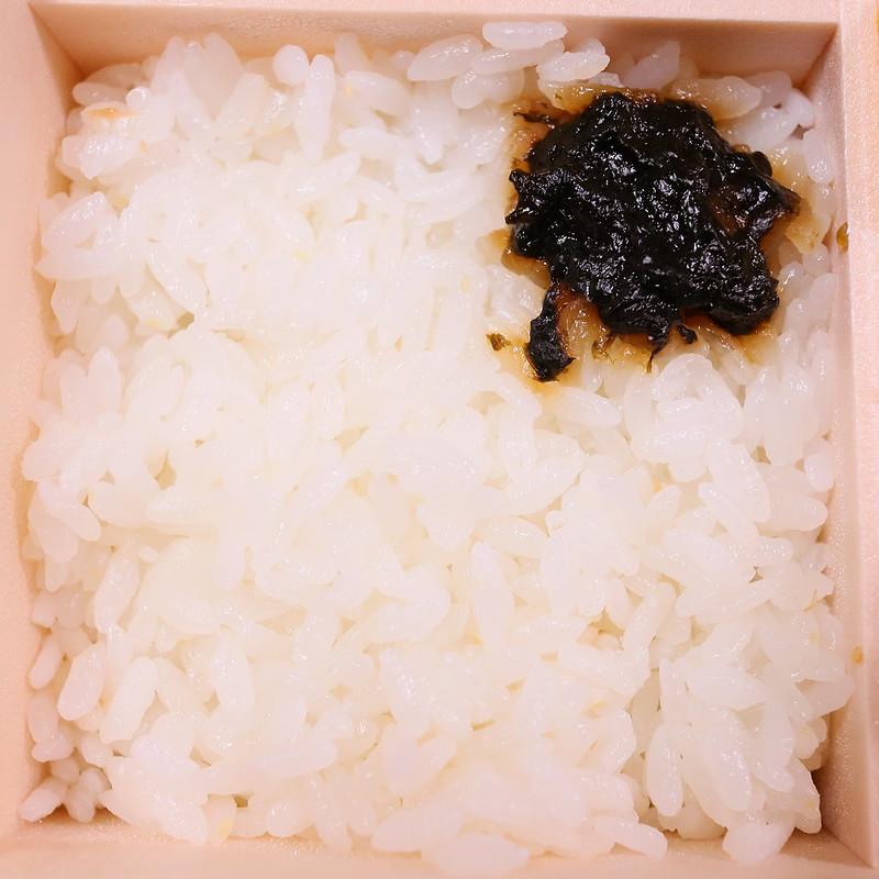 県産「粒すけ」, 県産 海苔佃煮, ちば元気弁当~野菜弁当~ 10 絞りF5.0