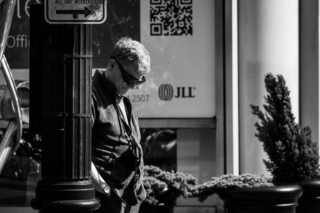 Man On 4th Street 2