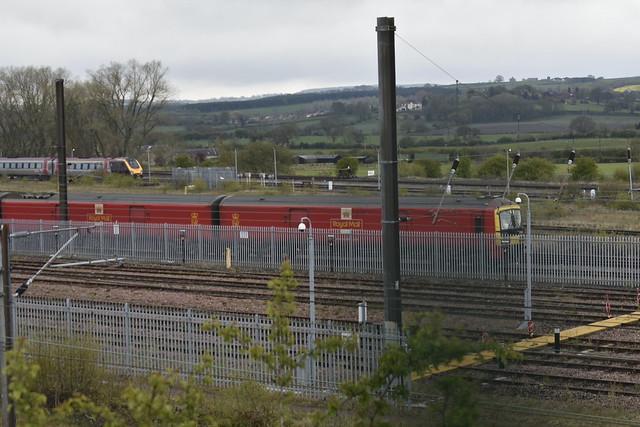 Royal Mail Train