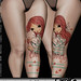Lovely Leg TaTToo  [CAROL G]