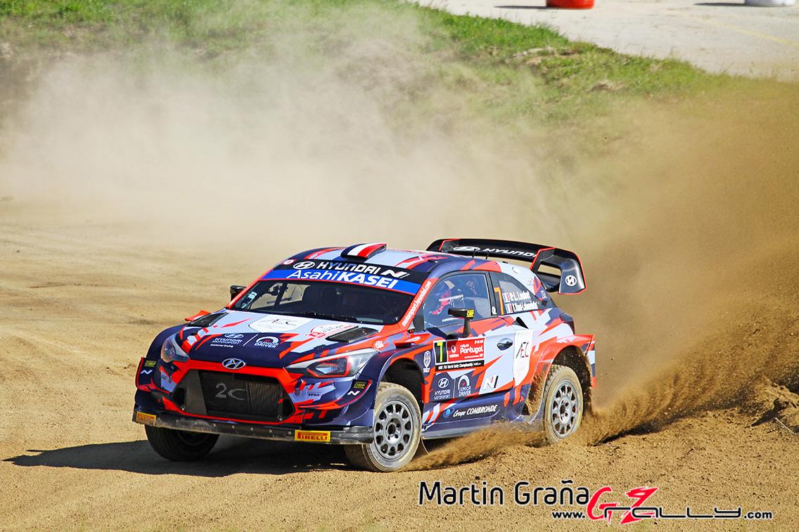 Rally Wrc Portugal 2021 - Dia 1 - Martin Graña