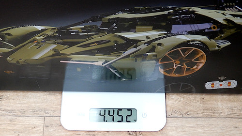MOYU 88001 Lamborghini V12 Vision - Unboxing and Review (4K)