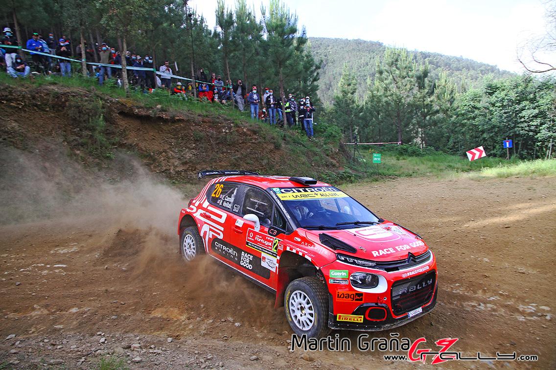Rally WRC Portugal 2021 - Dia 2 - Martin Graña