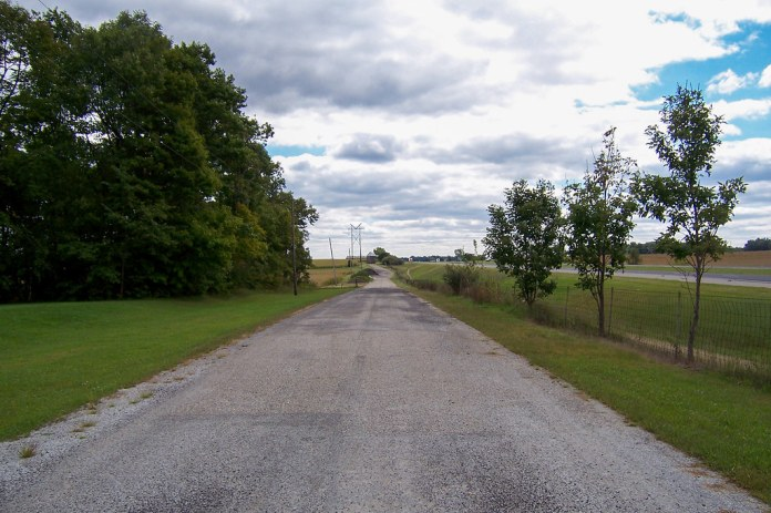 End of Old US 31