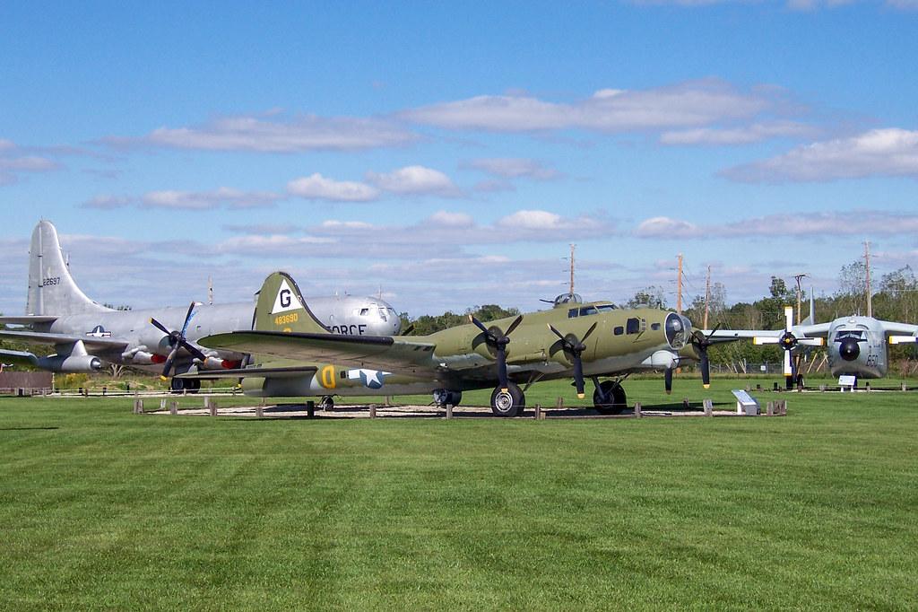 At Grissom Air Reserve Base