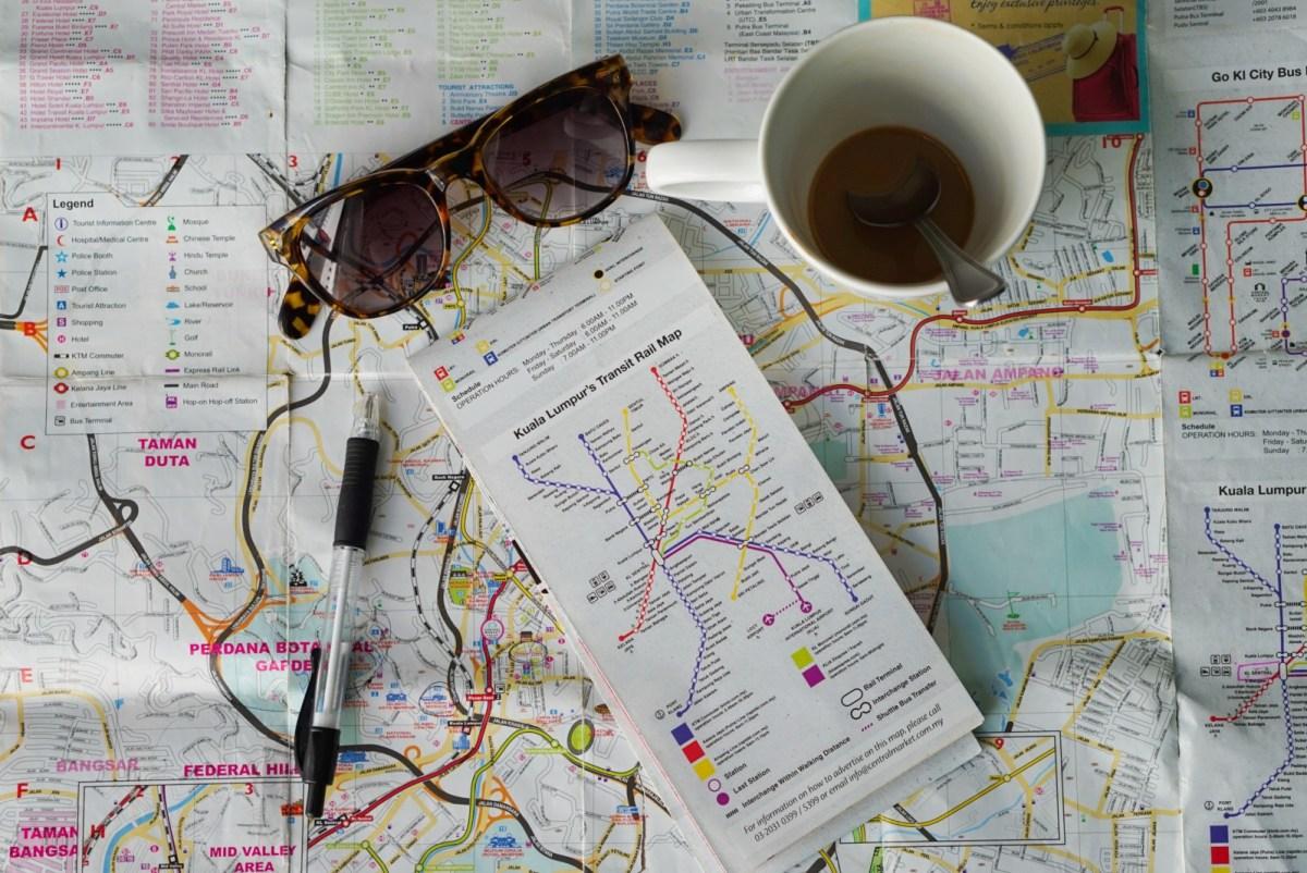 Millon viimeksi matkustit?