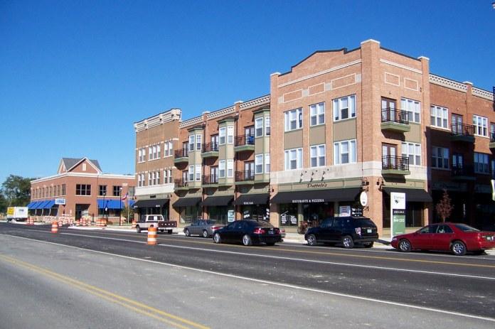 Old Meridian St. (Old US 31)