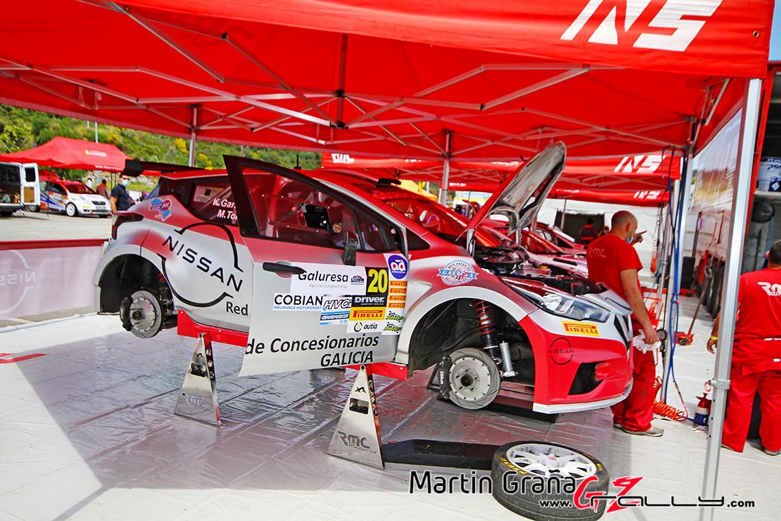 Rally de A Coruña 2021 - Martin Graña